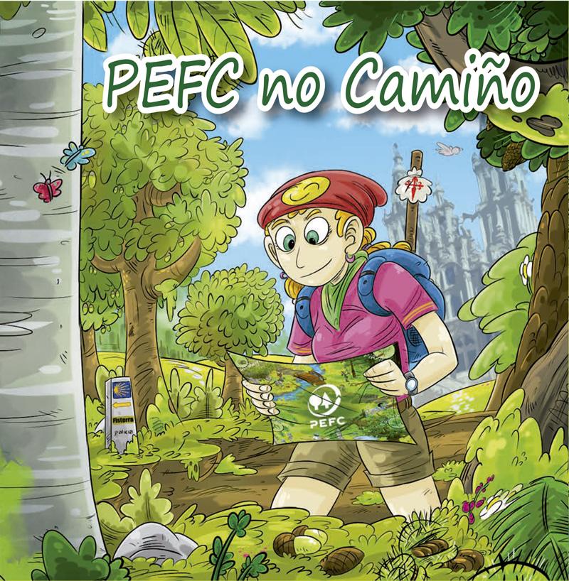 Descubre con PEFC o monte galego